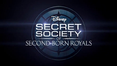 Secret Society of Second-Born Royals