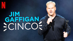 Jim Gaffigan: Cinco