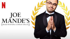 Joe Mande's Award Winning Comedy Special