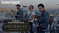 Coldplay: Everyday Life - Live in Jordan
